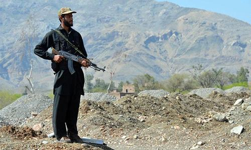 شمالی وزیرستان میں سیکیورٹی چیک پوسٹ پر مبینہ حملے کے بعد کشیدگی