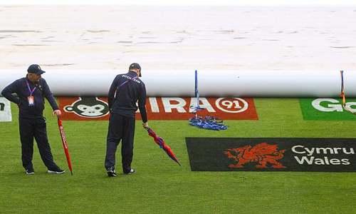 Pakistan-Bangladesh warm-up game abandoned as rain plays spoilsport