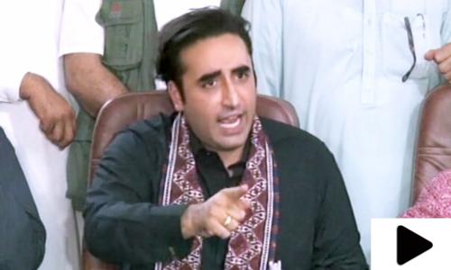 وفاق کراچی کے 3 ہسپتال سندھ حکومت کو واپس کرے، بلاول بھٹو