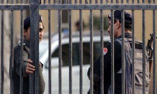 یوم علی کے موقع پر ملک بھر میں سیکیورٹی کے سخت انتظامات