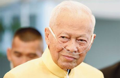 Former Thai  PM Prem Tinsulanonda  dies at 98