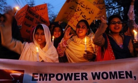 What are your options if you're a victim of domestic abuse in Pakistan?