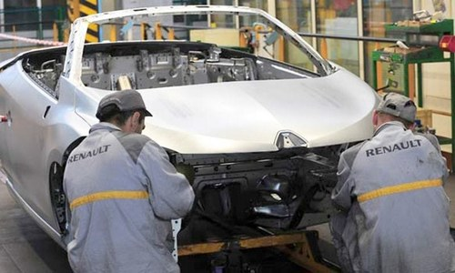 Fiat Chrysler wants merger with Renault