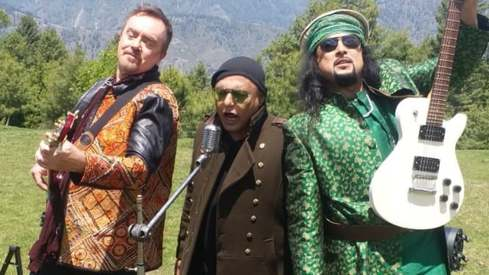 Junoon launches a new song after 15 years and it's all about cricket