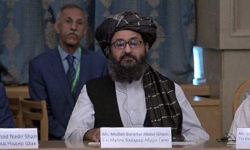 Senior Afghan Taliban leader says insurgents want peace