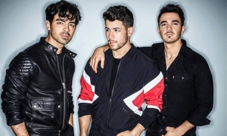 A Jonas Brothers memoir is coming and of course it's called Blood