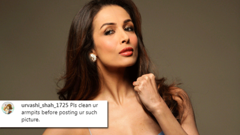 People are having a very hard time accepting Malaika Arora's unshaved armpits