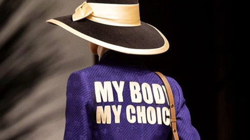 'My body, my choice': Gucci makes pro-choice statement at Cruise 2020 show