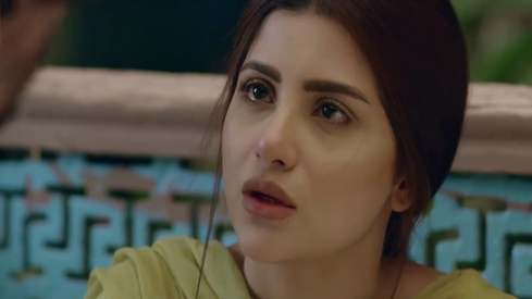 Sohai Ali Abro plays an acid attack survivor in drama Surkh Chandni