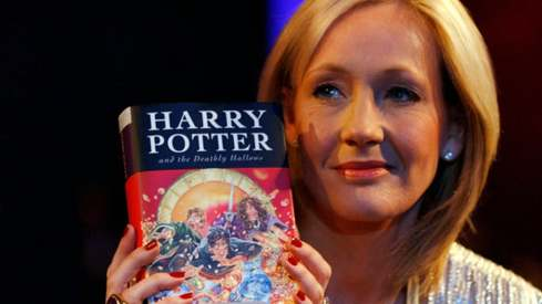 JK Rowling will release four new Harry Potter ebooks