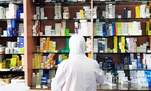 The illegal price hike of medicines
