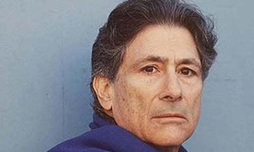 What people in the US know about Islam and the Arab world is a series of stupid cliches: Edward Said