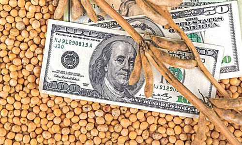 AGRICULTURE: Saving dollars in food imports