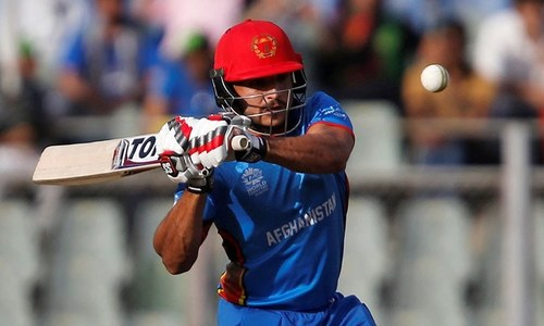 Afghanistan pledge to learn from Australia drubbing