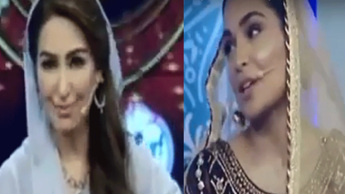 Meera is the queen of our entertainment industry, says Reema