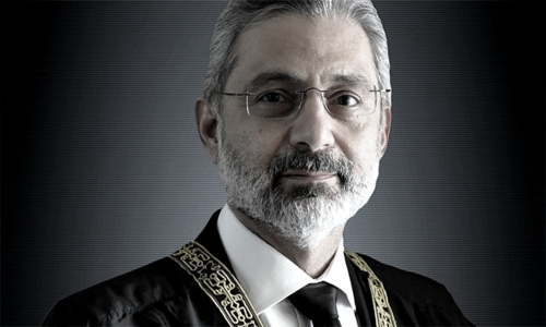 Who is Justice Qazi Faez Isa?