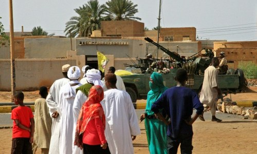 Sudan denies more than 100 killed in protest crackdown
