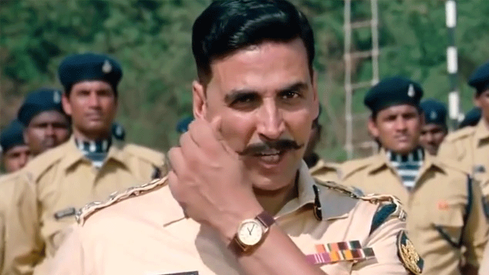 Akshay Kumar's Rowdy Rathore is getting a sequel