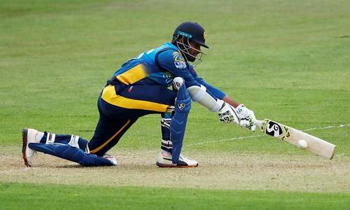 Karunaratne unfazed by Sri Lanka's World Cup woe against Pakistan