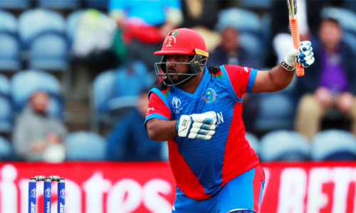 Afghanistan keeper Shahzad ruled out of World Cup