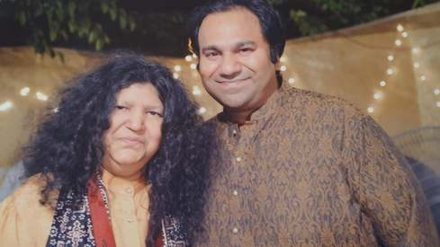 Abida Parveen's son Sarang Latif pays tribute to her legacy in a new web series