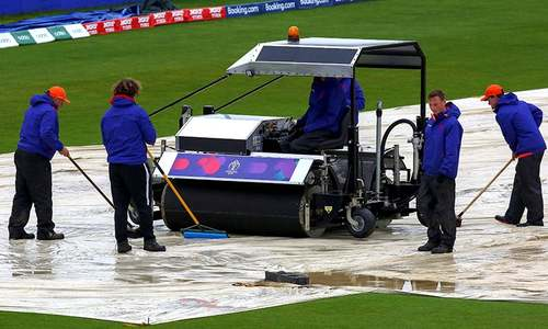 Bangladesh-Sri Lanka washout sets World Cup record