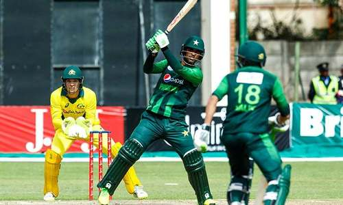 Pakistan v Australia: resurgent Greens take on wounded world champs