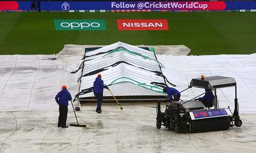 Fans lash out at ICC as rain plays spoilsport at World Cup