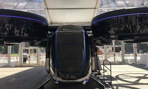 Uber picks Melbourne as first international test site for flying taxi service