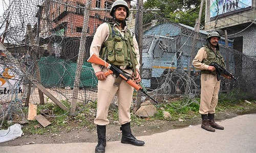 India abusing 'lawless' detention act in occupied Kashmir: Amnesty International