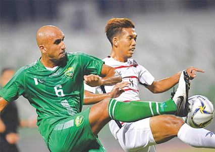 Pakistan's FIFA World Cup qualifying agony continues with Cambodia loss
