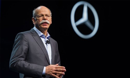 How BMW bid farewell to Dieter Zetsche