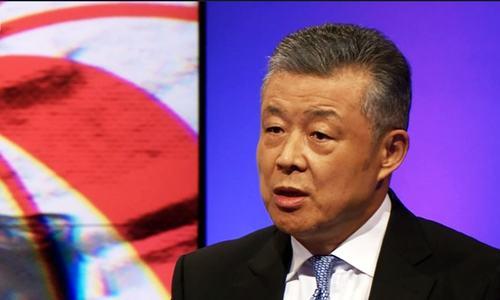 Chinese ambassador warns Britain over blocking Huawei: BBC