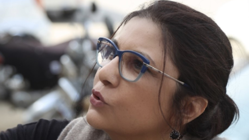 Sakina Samo's pulling out all the stops for her debut feature film