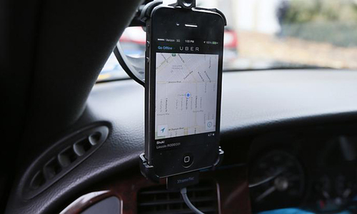 Uber enlists 'Qute' to take on India's choked, polluted roads