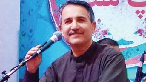Famed Pashto singer Haroon Bacha releases new album