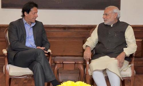 ایس سی او اجلاس: وزیر اعظم سے نریندر مودی کی ملاقات اور مصافحہ