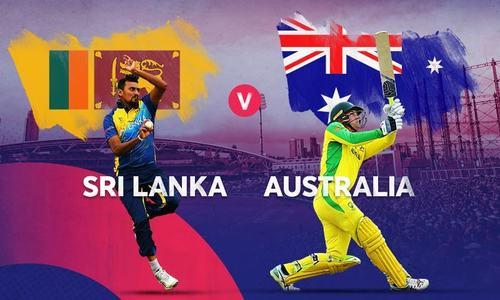 ورلڈ کپ 2019: آسٹریلیا اور سری لنکا، افغانستان اور جنوبی افریقہ کی ٹیمیں آج مد مقابل