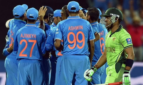 When the giants collided: A look back at Pakistan's 6 World Cup defeats against India