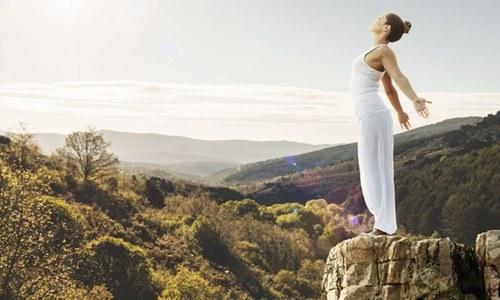 قدرتی خوبصورتی سے مالا مال مقامات پر وقت گزارنے کے حیران کن فوائد