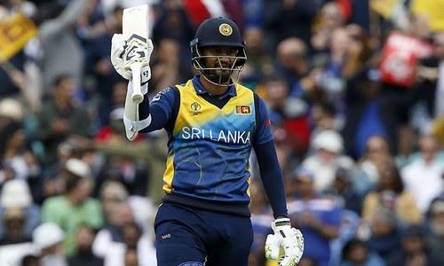 سری لنکا کے اوپنرز نے بہترین آغاز فراہم کیا—فوٹو:اے ایف پی