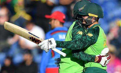 South Africa get first World Cup win after beating Afghanistan by 9 wickets