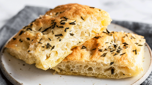 We have the best focaccia bread recipe -- straight from Italy