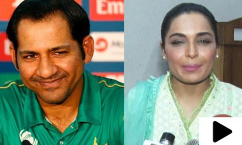 'پاکستانی ٹیم کی جیت پر میں پوری ٹیم کو باجی فلم دیکھاوں گی'