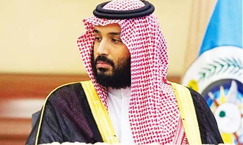Saudi crown prince lashes out at Iran over tanker attacks
