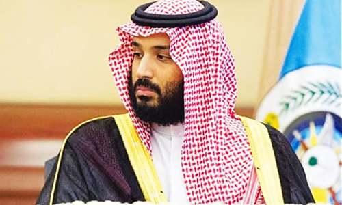 Saudi crown prince lashes out at Iran over tanker attacks