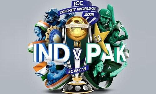ورلڈکپ: پاکستان کا بھارت کے خلاف ٹاس جیت کر فیلڈنگ کا فیصلہ