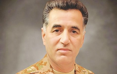 Lt Gen Faiz Hameed named new DG ISI: govt spokesperson