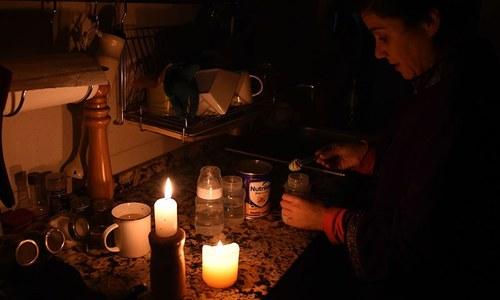 جنوبی امریکا میں بجلی کا بڑا بریک ڈاؤن
