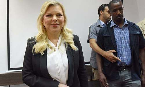 Israel PM's wife convicted of misusing public funds
